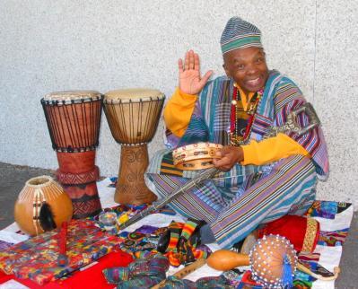 Storyteller J'miah Nabawi
